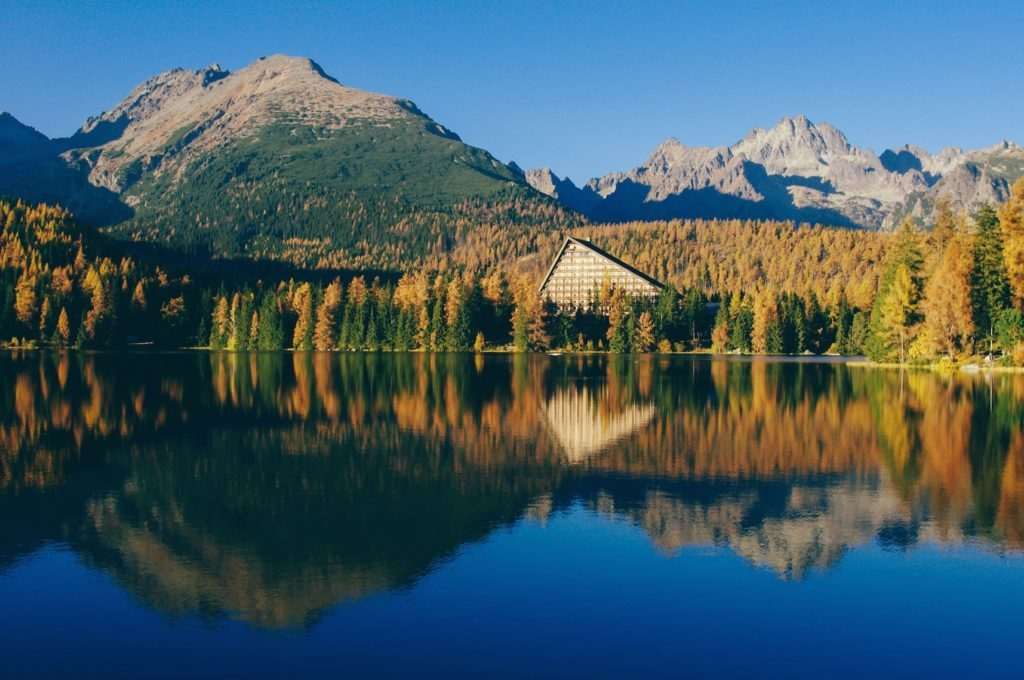 Calm, reflective, lake, being still, contemplative
